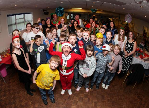 young carers christmas