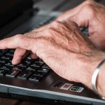 older people learning computer skills