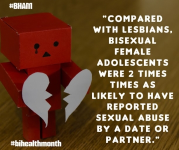 bisexual abuse