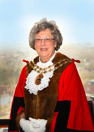 Fareham Mayor