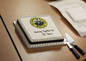 Neighbourhood Watch Celebrate 20 years in Hampshire